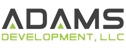 Adams Development logo
