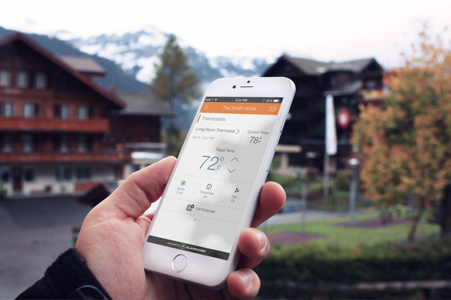 Home Automation Mobile App